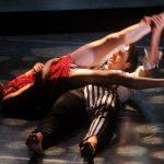 Spectacle de danse aux Tanzmatten - Frusque